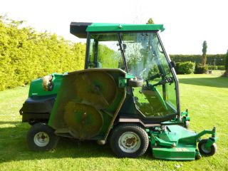 sold ! Ransomes HR6010 batwing ride on mower