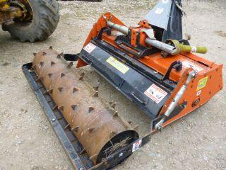 sold ! MURATORI Stone Burier for Tractor PTO