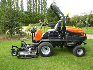 SOLD!!! RANSOMES HR3300T 2012 MOWER OUTFRONT