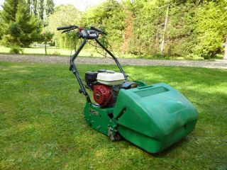 RANSOMES SUPER BOWL WALK BEHIND 51 MOWER