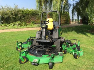 SOLD!!! JOHN DEERE SERIES 1 TURBO WAM