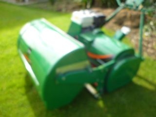 SOLD!!! RANSOMES MASTIFF 36 MOWER AS NEW