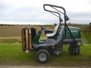 SOLD!!! HAYTER MT313 TEES DIESEL MOWER REDUCED PRI
