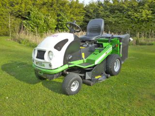 ETESIA HYDRO 100 PETROL LOW TIP RIDE ON MO