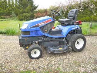 SOLD!!! ISEKI SXG 19 RIDE ON MOWER DIESEL