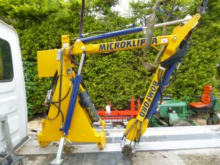 BOMFORD LIKE McCONNEL SWING TRIM HEDGE CUTTER COMP