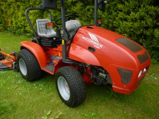 SOLD!!! McCORMICK G30R ALPINE FORESTRY COMPACT TRA