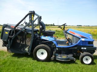 SOLD!!! ISEKI SXG 19 RIDE ON DIESEL MOWER
