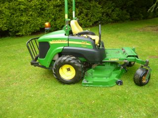 SOLD!!! JOHN DEERE Z997 ZERO TURN MOWER DIESEL
