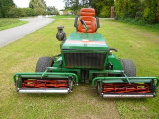 RANSOMES 180D TRIPLE RIDE ON MOWER