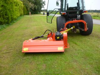 FTS WVF130 WINTON HEAVY DUTY VERGE FLAIL MOWER PTO