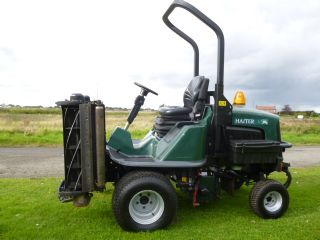 HAYTER LT324 RIDE ON MOWER FULL SERVICE
