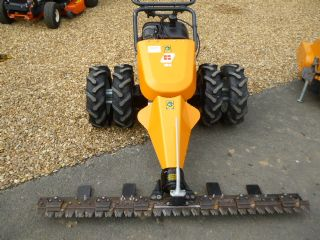 REFORM M9 HYDRO BANK MOWER FLAIL AND FINGER BAR
