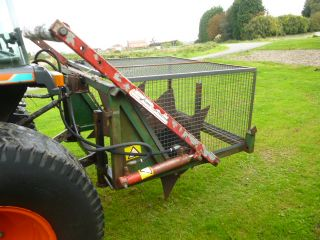 TRACTOR 3 POINT LINKAGE SLITTER BAR