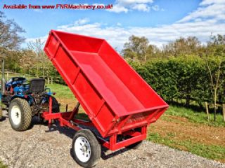 TIPPING TRAILER TL1000 1.5TN CAPACITY NEW
