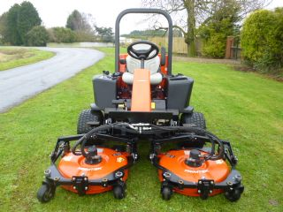 SOLD!!! JACOBSEN AR3 SEMI ROUGH MOWER