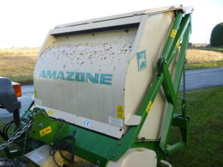SOLD!!! AMAZONE 120 FLAIL MOWER COLLECTOR