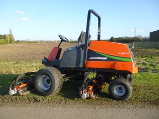 JACOBSEN LF3800 FAIRWAY MOWER 4X4