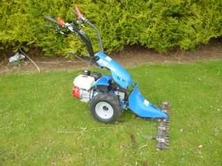BCS TRACMASTER 615L WITH POWER SCYTHE