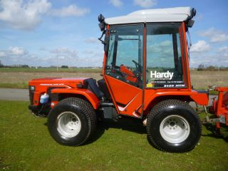SOLD!!! ANTONIO CARRARO 8400 HTM TRACTOR