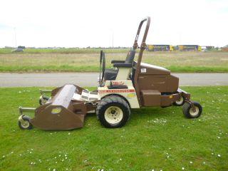 SOLD!!! GRASSHOPPER 928D2 ZERO TURN OUTFRONT DIESE