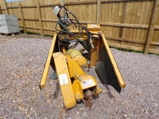 BLEC SG100 STUMP GRINDER GROUNDCARE EQUIPMENT COMP