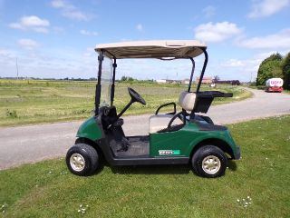 SOLD!!! EZGO RXV ELECTRIC GOLF BUGGY