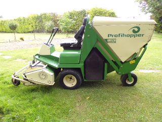 AMAZONE PROFIHOPPER FLAIL MOWER PH125