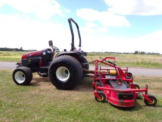 LASTEC 621 ED ROTARY FINISHING MOWER