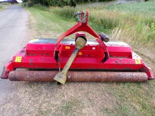 TRIMAX PROCUT S3 237 TRACTOR MOUNTED FINISHING MOW