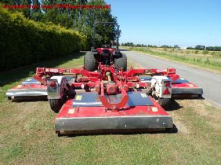 TRIMAX 493 S2 PEGASUS BATWING WIDE AREA ROLLER MOW