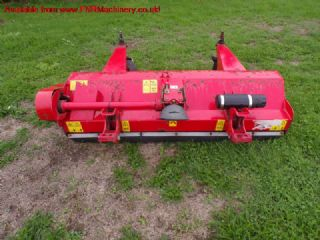 TRIMAX FLAILDEK S2 155 FLAIL OUTFRONT MOWER