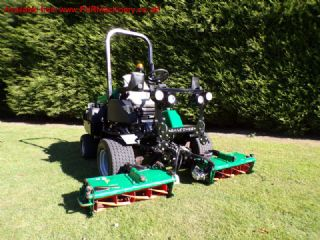 RANSOMES PARKWAY 3 METEOR