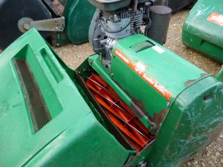 SOLD!!! RANSOMES SUPER BOWL 51 WALK BEHIND MOWER