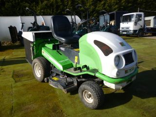 SOLD!!! ETESIA HYDRO 100 PETROL MID DECK ROTARY MO
