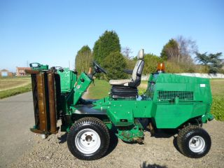 SOLD!!! RANSOMES HIGHWAY 2130 CYLINDER LAWN MOWER