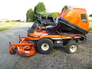 SOLD!!! KUBOTA F1900 WITH COLLECTOR 4X4 850 HOURS