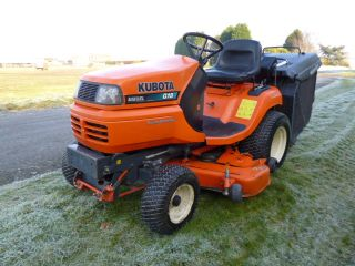 SOLD!!! KUBOTA G18 DIRECT COLLECTION