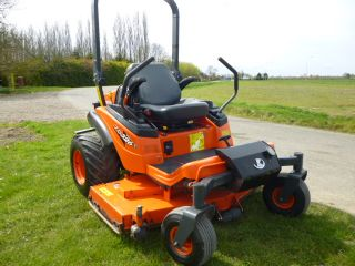 SOLD!!! KUBOTA ZD326S ZERO TURN DIESEL MOWER