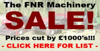 FNR Machinery Sale, cheap clearance mowers, mini tractors and other ground care equipment
