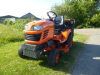 SOLD!!! KUBOTA G23 RIDE ON COLLECTOR 450 HOURS