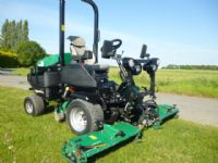 SOLD!!! RANSOMES 3 TRIPLE GANG MOWER
