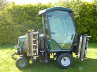 SOLD!!! HAYTER L424 5 GANG KUBOTA RIDE ON MOWER
