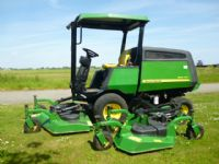 SOLD!!! JOHN DEERE WAM 1600 TURBO BATWING