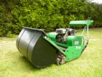 SOLD!!! DENNIS 36 PREMIER MOWER DIESEL PITCH