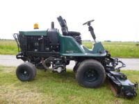 SOLD!!! HAYTER LT322 TRIPLE GANG MOWER TRADE IN