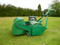 SOLD!!! RANSOMES MASTIFF 36 MOWER CYLINDER COLLECT