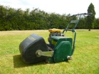 SOLD!!! ALLETT TOURNAMENT BEHIND PEDESTRIAN MOWER