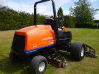 SOLD!!! JACOBSEN 3400 5 GANG MOWER ROLL FRAME