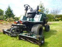 SOLD!!! HAYTER LT322 TRIPLE GANG DIESEL MOWER